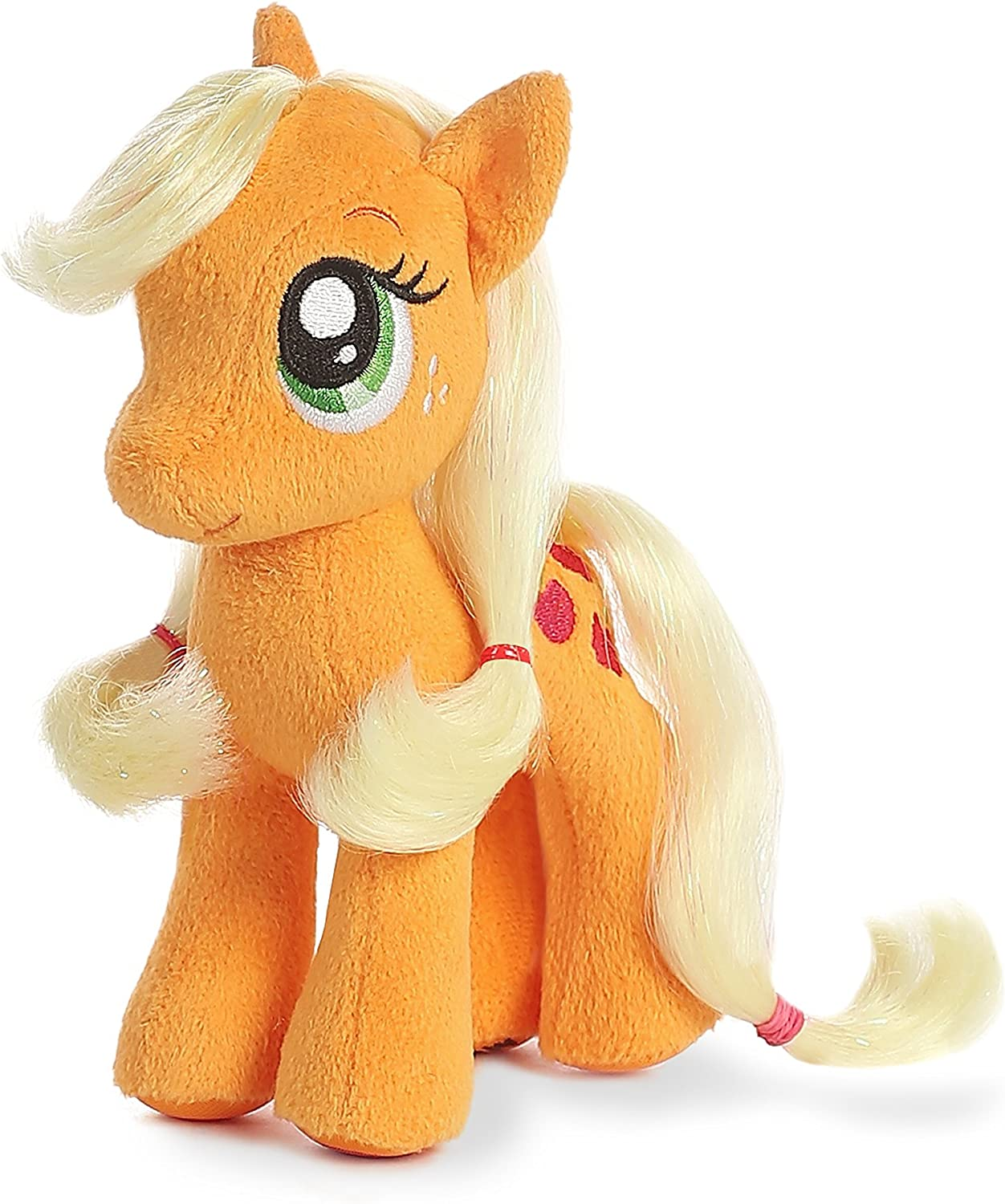 "Aurora World My Little Pony/Applejack Pony/6.5"" Plush"