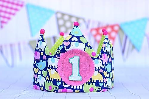 Corona princesa para cumpleaños infantil, adorno para niña ...