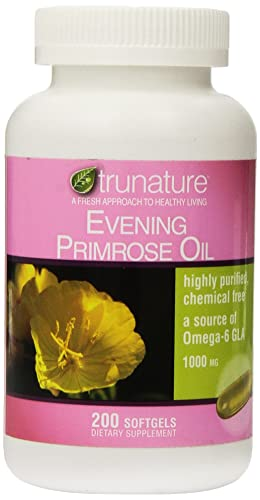 TruNature Evening Primrose Oil 1000 mg