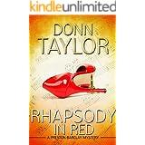 Rhapsody in Red (A Preston Barclay Mystery Book 1)
