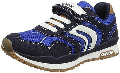 f53d2189542d9 Amazon.com   Geox Boys' J Pavel B Trainers   Sneakers