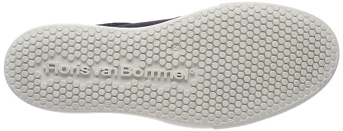 Floris van Bommel 16252, Zapatillas para Hombre, Azul (Dark Blue 00), 39 EU: Amazon.es: Zapatos y complementos
