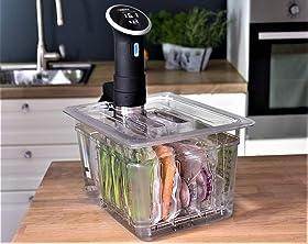 LIPAVI Sous Vide Container Model C10