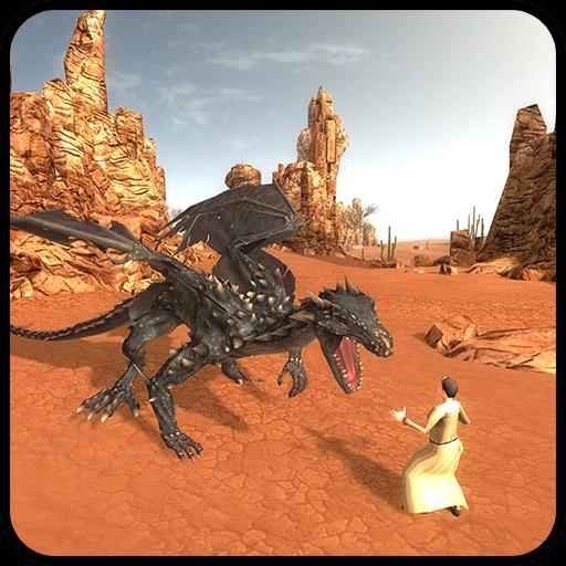 Mountain Dragon Simulation 3D