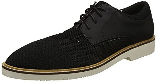9ea18ad7c United Colors of Benetton Men s Black Formal Shoes-10.5 UK India (45 EU