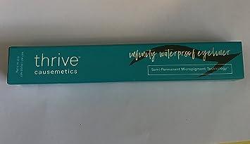 3e2c5800a Amazon.com  Thrive Causemetics - Infinity Waterproof Eyeliner Shade ...