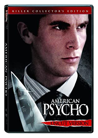 Amazon com: American Psycho (Uncut Version) (Killer