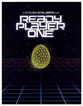 Ready Player One Steelbook Blu-Ray + Blu-Ray 3D Region Free ...