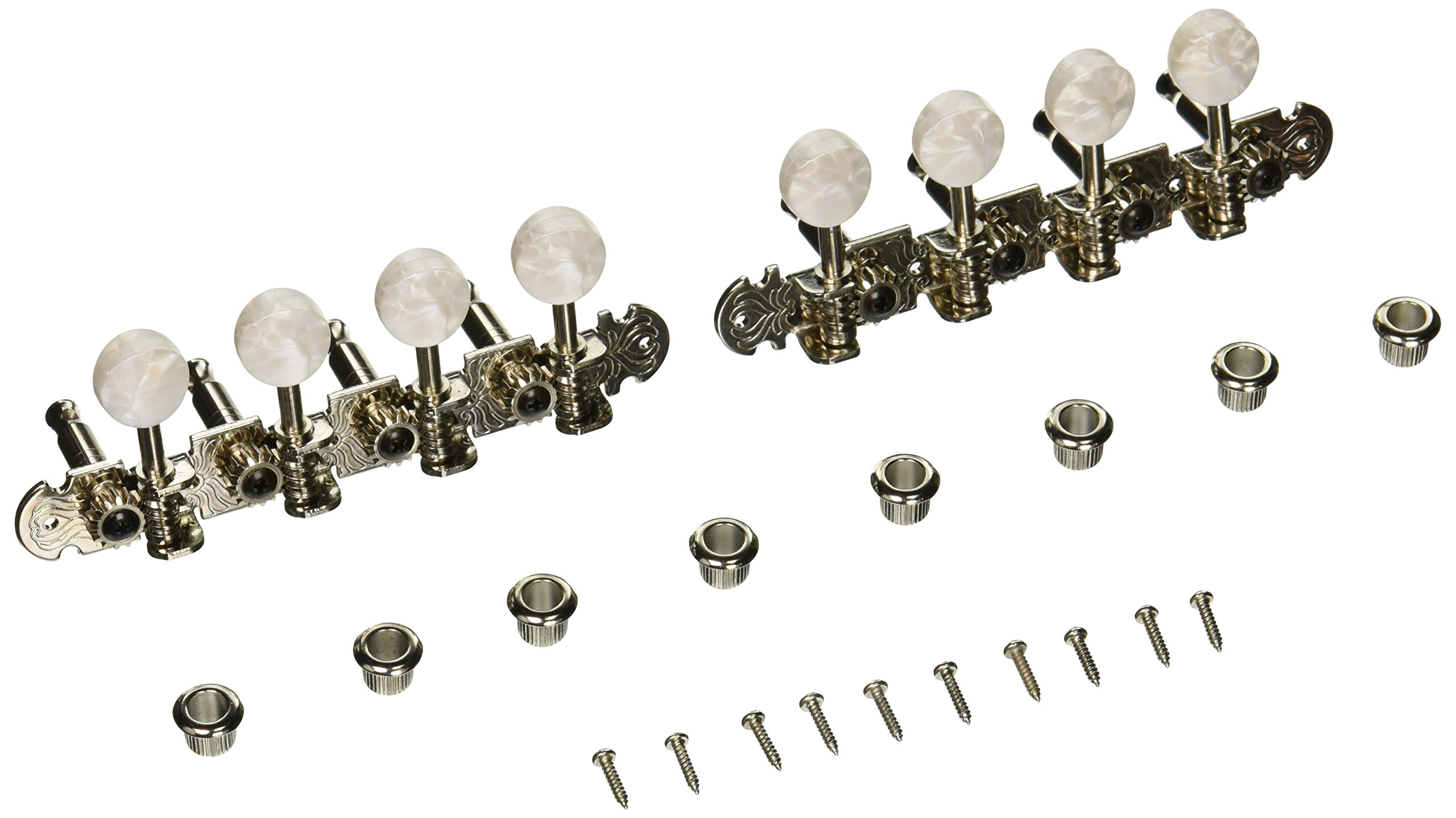 WD Music WD1282 Mandolin Tuners/Nickel
