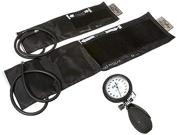 MDF® Bravata® Palm Esfigmomanómetro aneroide - Monitor profesional de presión arterial (adulto y