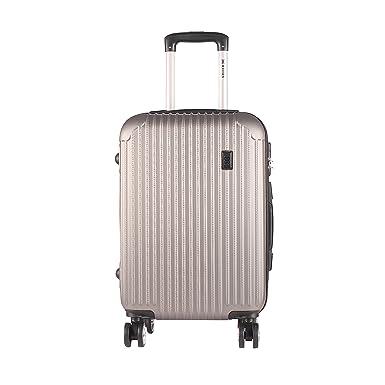 7980a03e3ab KILLER ABS 55 Cm Dark Grey Hard Sided Check-In Luggage Bag  Amazon ...