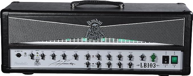 Randall USM-LB103E Pista de la guitarra amplificador de 3 ...