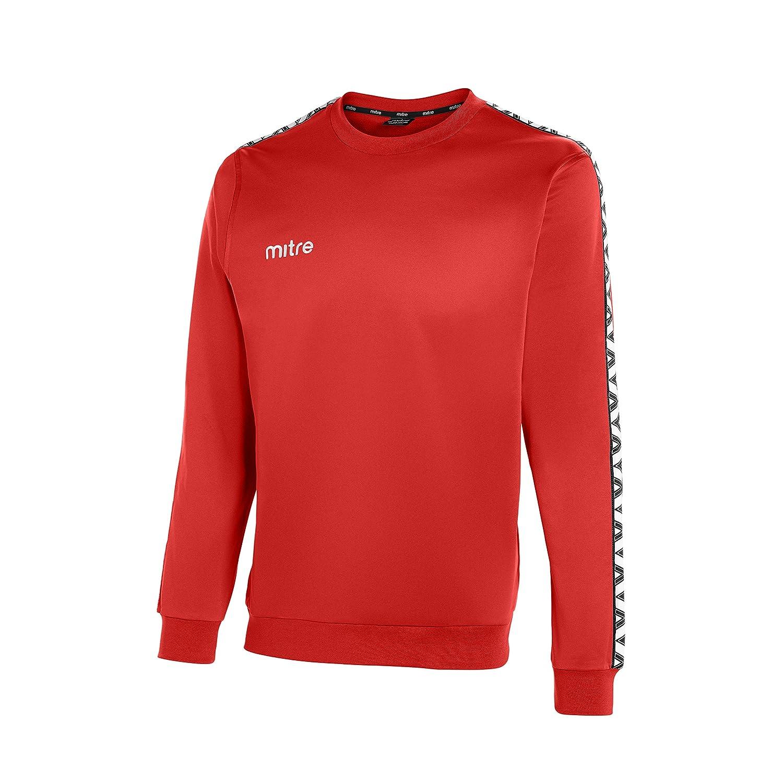 Mitre Delta Football Training Rain Jacket Navy Blue Size Small 34-36 inch chest