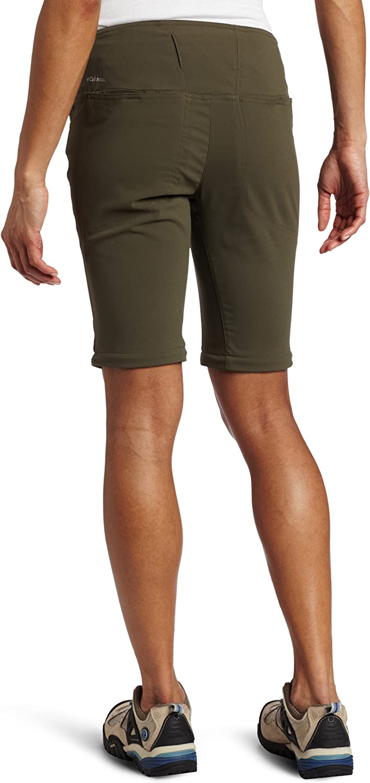 Columbia Saturday Trail Straight Convertible Leg Pant 14 Long, Peatmoss