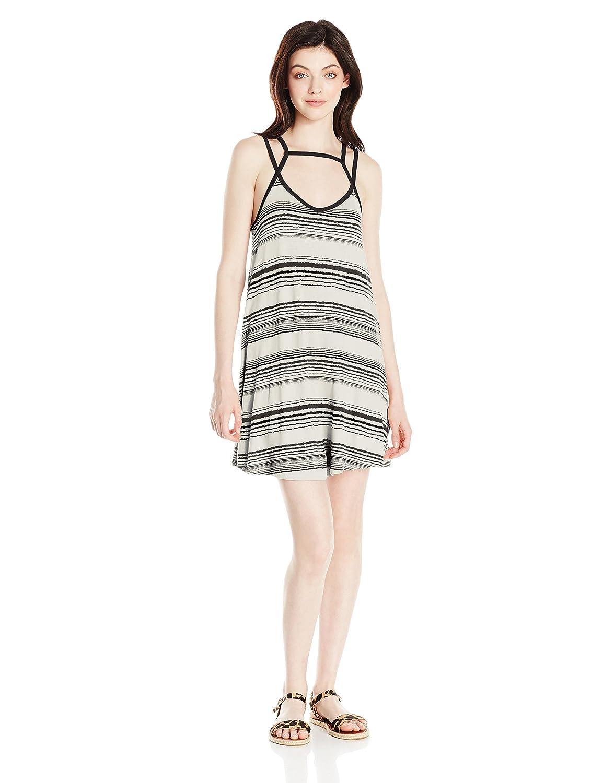 RVCA Womens Zavey Tank Dress