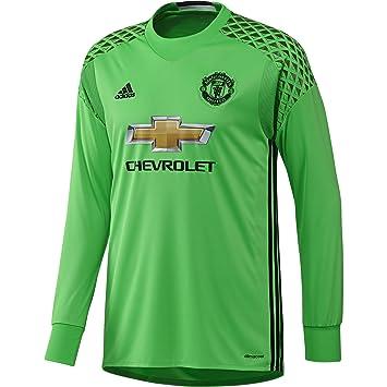 098e29006f7 adidas MUFC A GK JSY - 2nd football kit T-Shirt for of - Goalkeeper ...