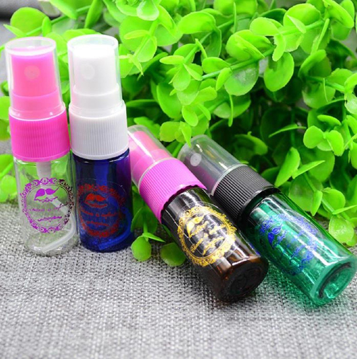 Vovotrade Empty Tubes Cosmetic Cream Travel Lotion Containers Bottle ...10ml by Vovotrade (Image #4)