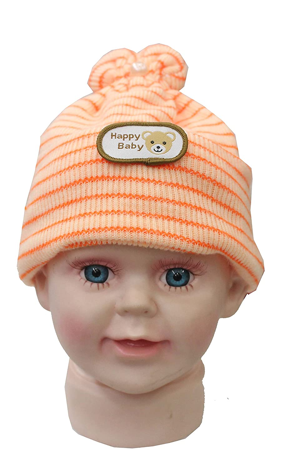 Romano Multi-Coloured Monkey Cap for Boys /& Girls