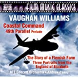Vaughan Williams: 49Th Parallel [RTÉ Concert Orchestra, Andrew Penny] [NAXOS: 8573658]