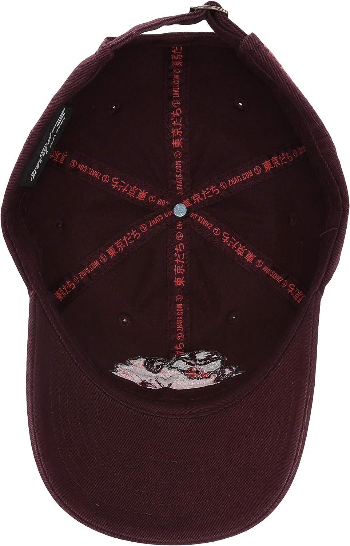 Primary Team Color NCAA Zephyr Virginia Tech Hokies Mens Asobi Relaxed Hat Adjustable