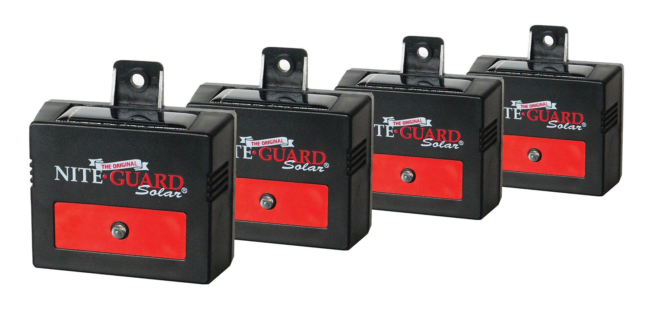 Nite Guard Solar Predator Control Light, 4-Pack by Nite Guard