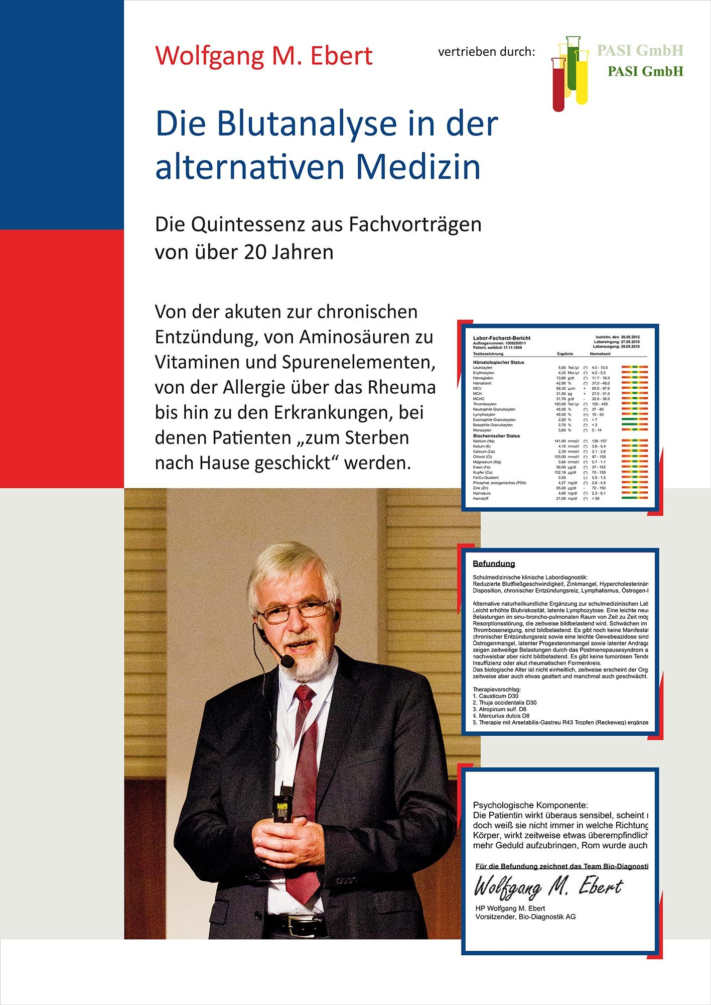 Die Blutanalyse in der alternativen Medizin: Amazon.de: Wolfgang M ...