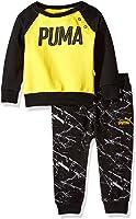 PUMA Baby Boys Two Piece Fleece Set