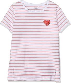 Name IT NOS Mädchen Nmfvia Ss Top T-Shirt
