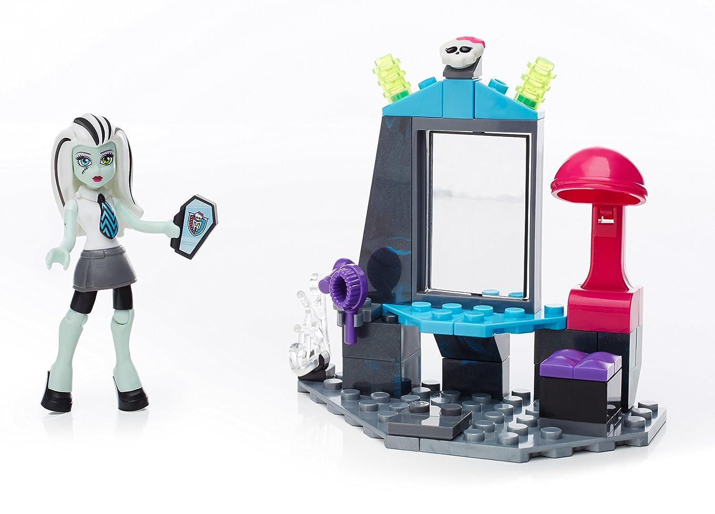 Mega Bloks Monster High School Teen Scream Salon Set