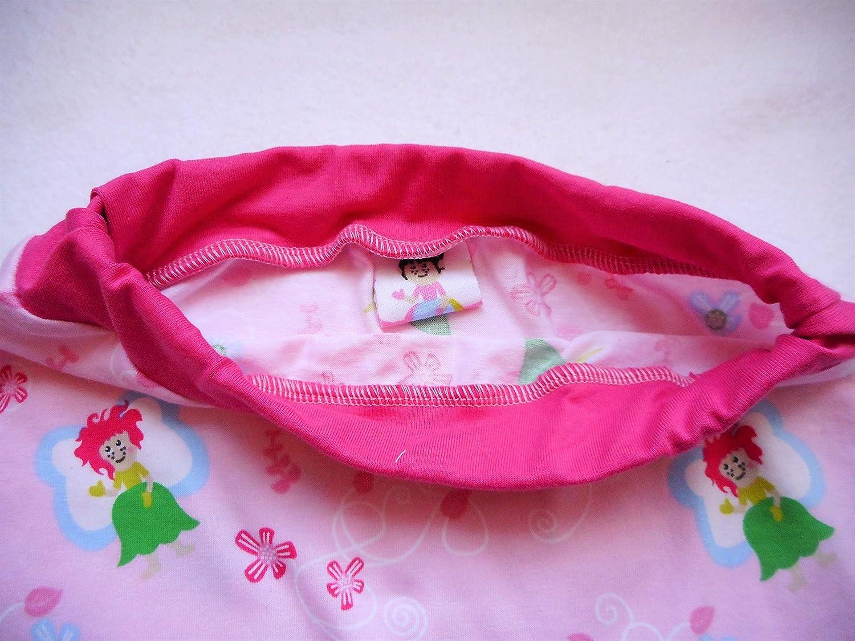 a6936bf191be2 Sarouel Biologique Bébé Fille 12 Mois Fées Rose Clair Jersey Coton Pantalon  Bébé Fille  Amazon.fr  Handmade