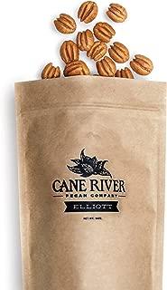 product image for Elliott Pecan Halves, 1 pound bag, bundle of two - Cane River Pecan Co.
