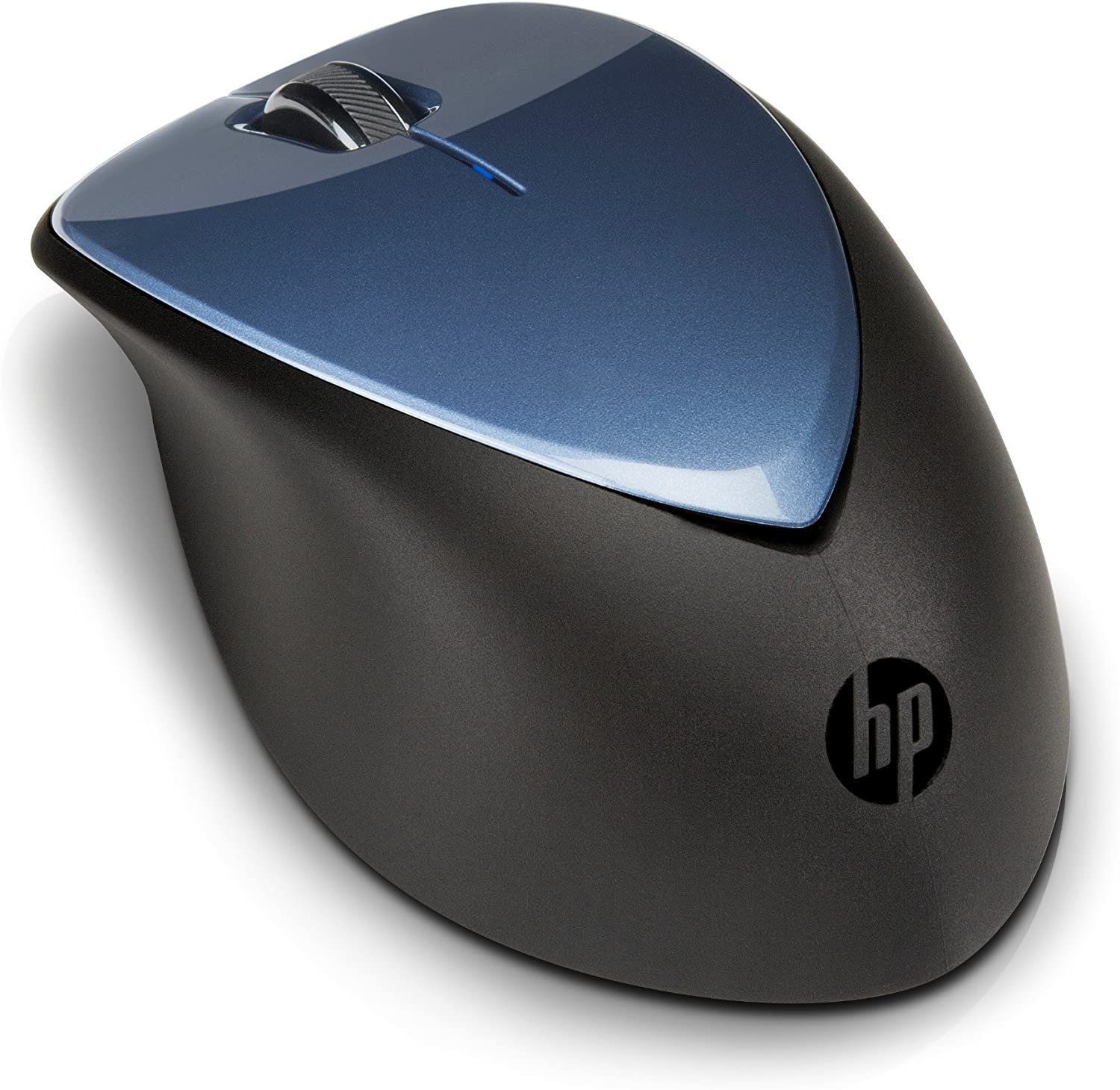 HP Wireless Mouse X4000 with Laser Sensor (Winter Blue)
