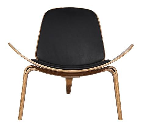 MLF Hans Wegner Chaise de Salon Moderne Mid-Century CH07 ...