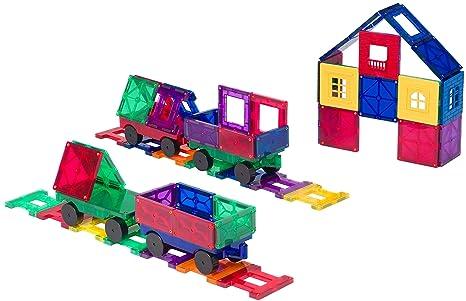 Playmags set di accessori da pezzi ora con calamite ancora