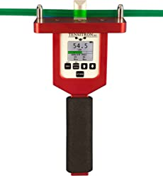 STX-1000-1 Digital Strap & Band Tension Meters, Range: 50-