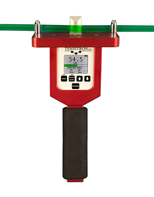 STX-250-1 Digital Strap & Band Tension Meters, Range: 5-250 lbs, Res. 0.5 lb: Precision Measurement Products: Amazon.com: Industrial & Scientific