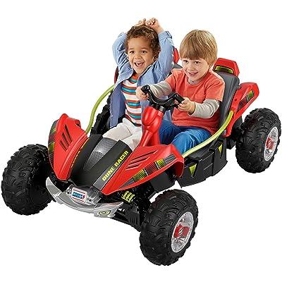 Power Wheels Dune Racer, Red: Toys & Games