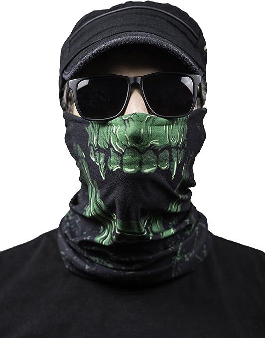 Premium multifunción – Paño de calidad Cara Máscara para Moto ...
