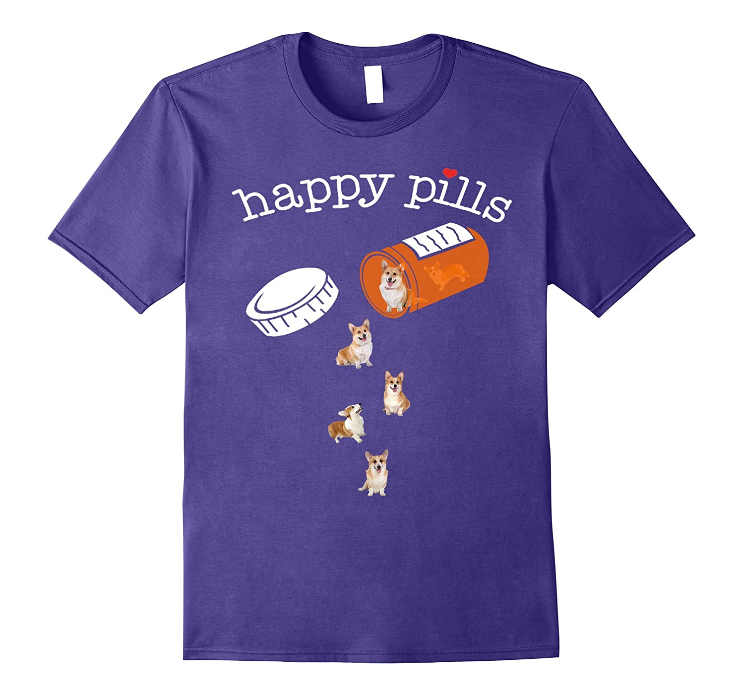 Corgi Happy Pills-CD
