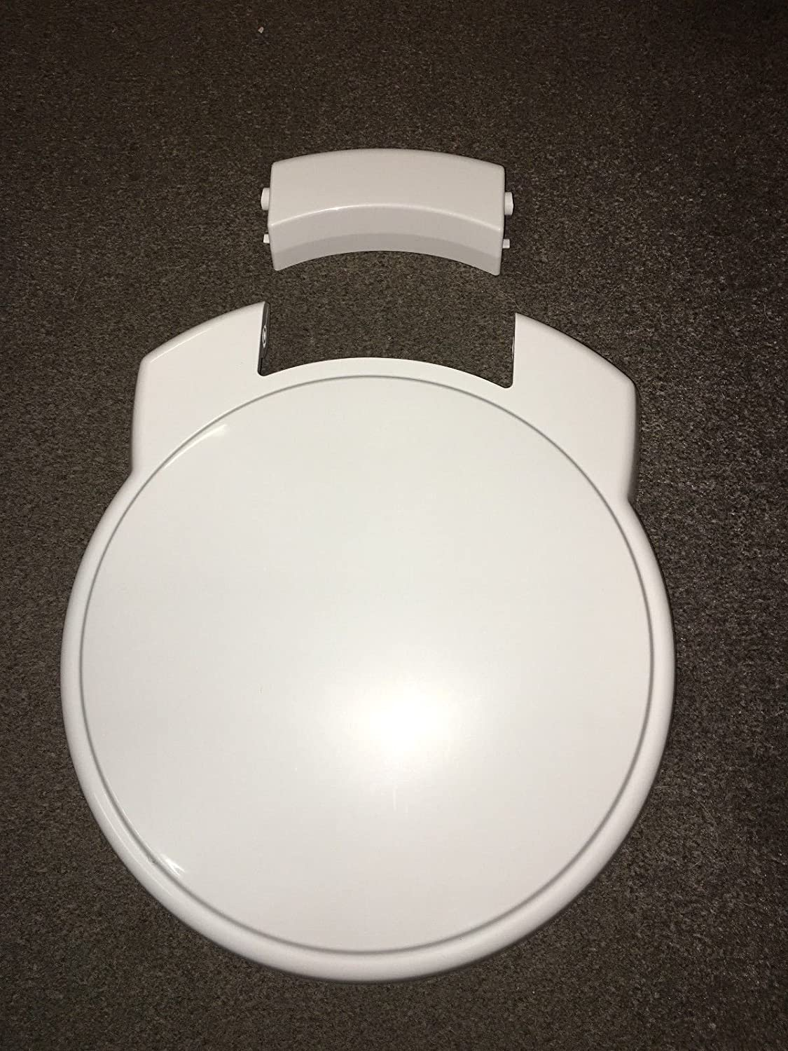 S Thetford Campingbedarf Toilet Seat and Lid for Toilet//CS C263 CSW 37903