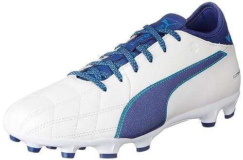 Wie findet man starke verpackung abwechslungsreiche neueste Designs PUMA Evotouch 3 LTH AG Mens Leather Soccer Boots/Cleats