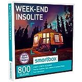 SMARTBOX - Coffret Cadeau - WEEK-END INSOLITE - 800 Séjours : Yourtes, Roulottes, Tipis, Cabanes et Maisons d'Hôtes