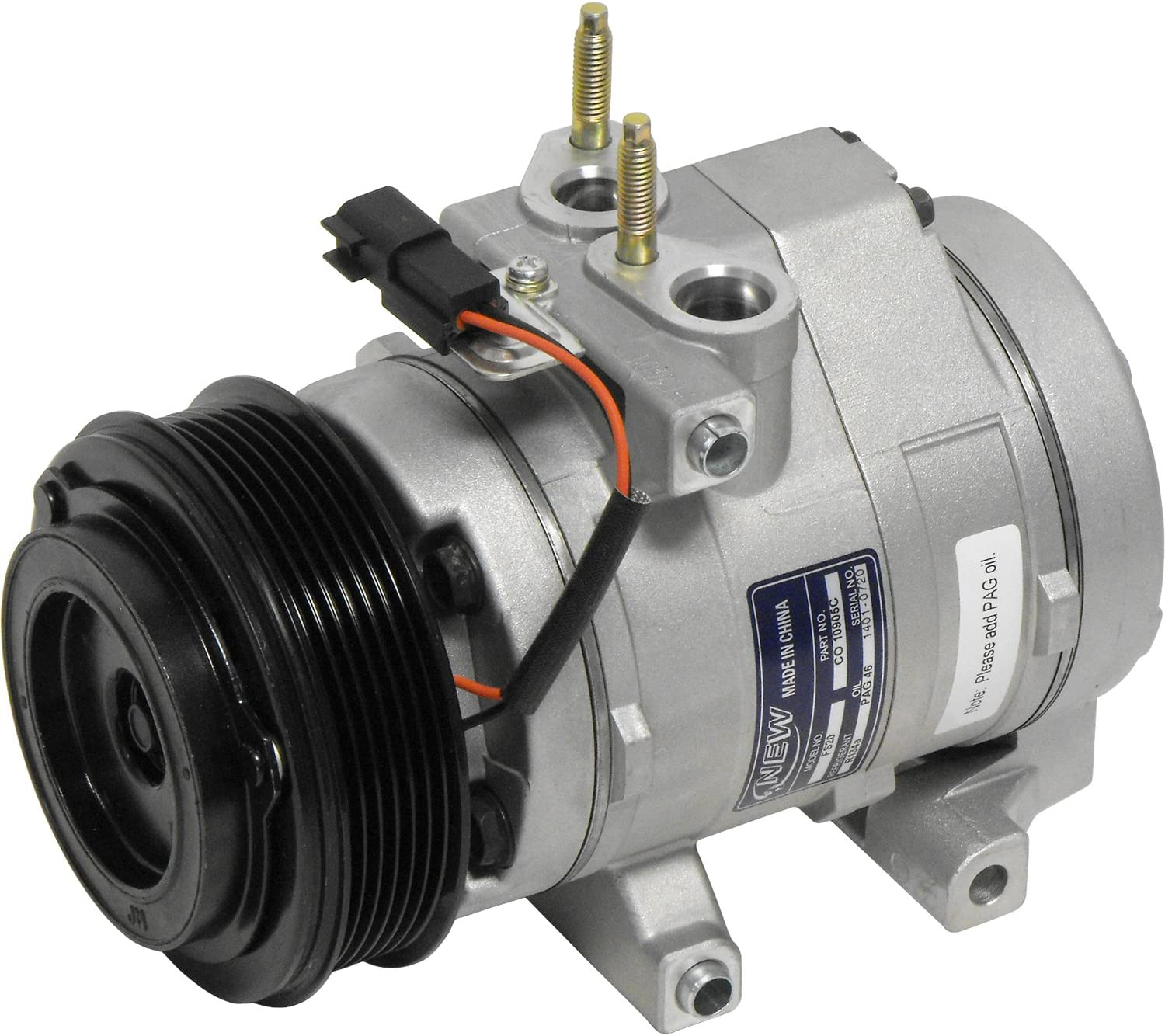 AC Air Conditioner Compressor For Ford CO 10905C Expedition// F-150//Navigator UPS