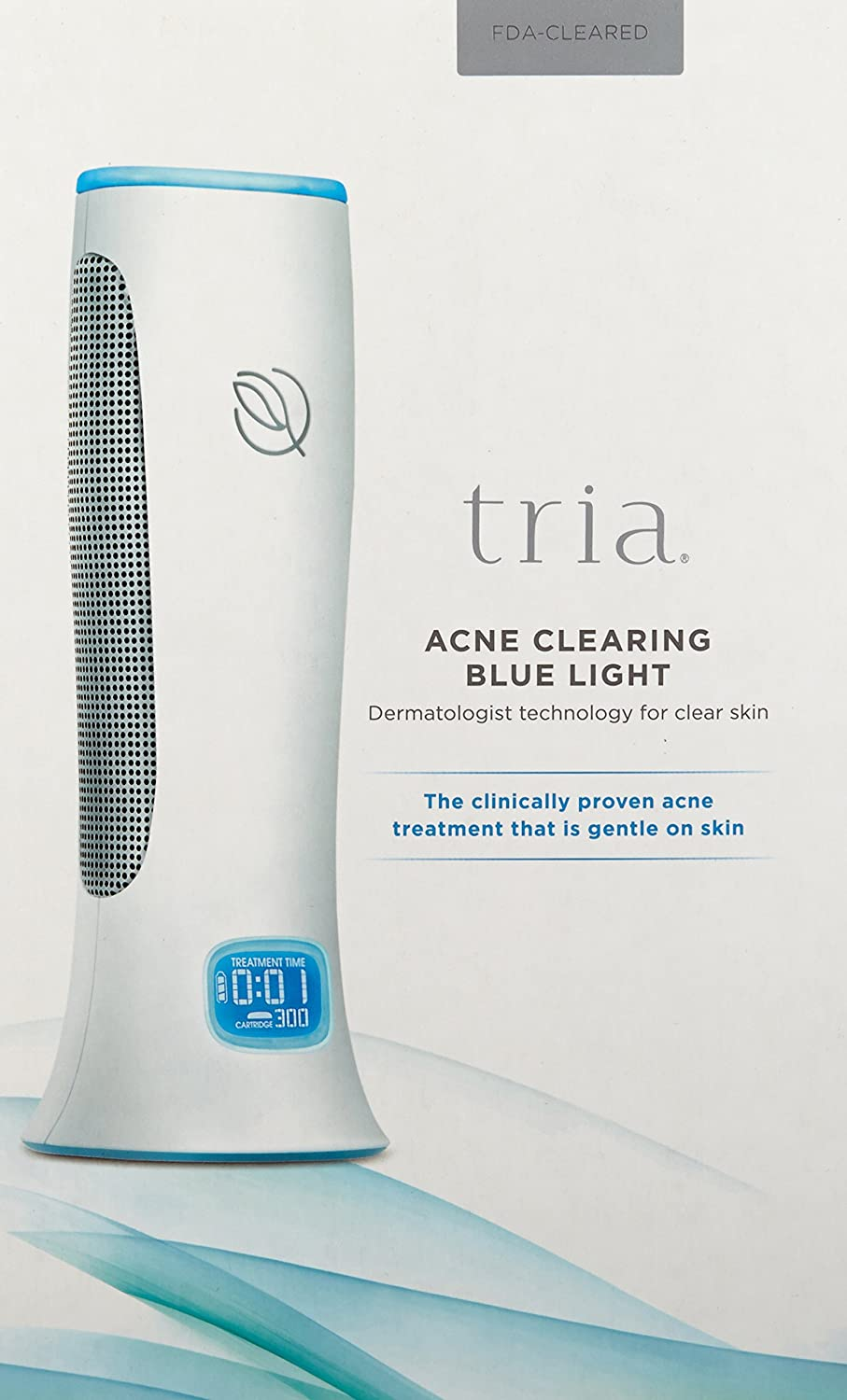 Tria Acne Clearing Blue Light Acne Laser Blue Light For Acne