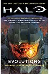 Halo: Evolutions: Essential Tales of the Halo Universe Kindle Edition