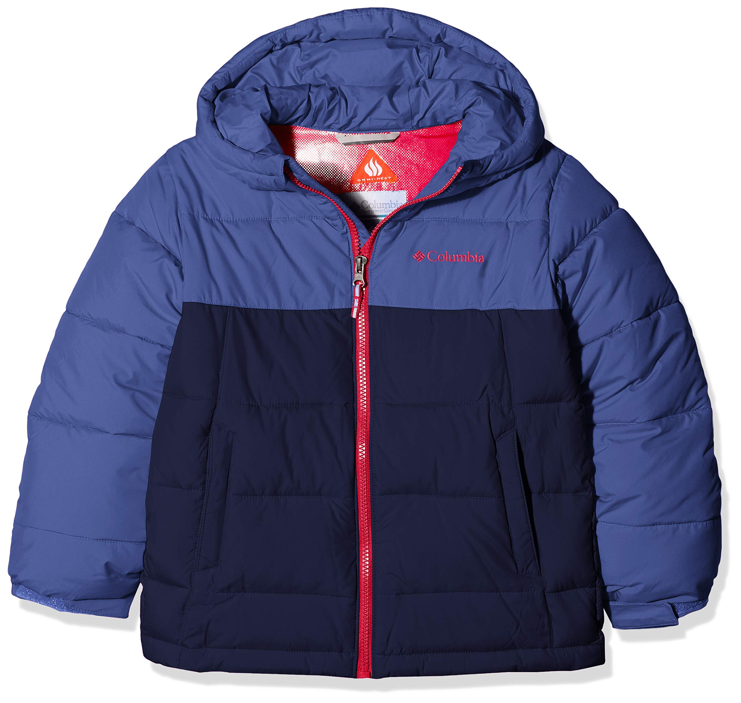 Columbia Big Boy's Pike Lake Jacket, Medium, Eve/Nocturnal
