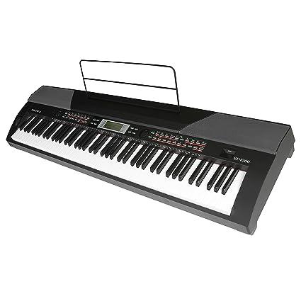 Piano Digital Portátil Medeli SP4200 - 88 Teclas Acción Martillo - 600 Voces - 128 Notas