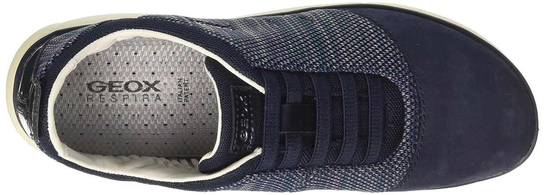 Geox Damen D Nebula C Sneaker Blau (Navy) (Navy) Blau 998db2