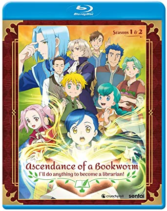 Poster. Ascendance of a Bookworm: Complete Collection