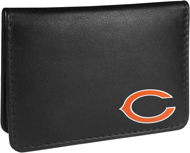 Siskiyou NFL unisex Bi-fold Wallet Large Logo
